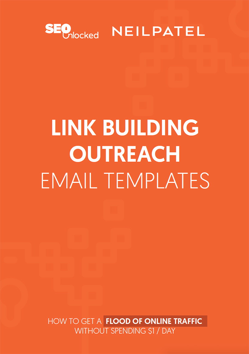 外贸开发信电子书:寻求外链建设的电子邮件模板