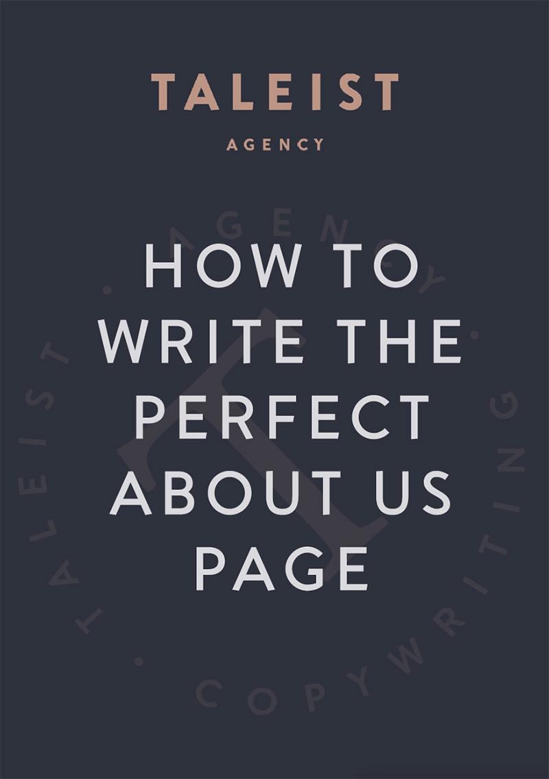 外贸开发信电子书:如何写出一个完美的About Us页面