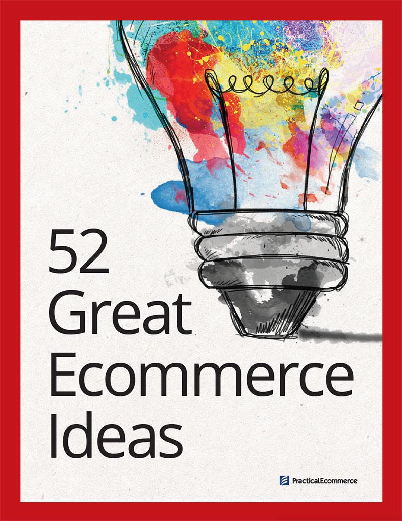 外贸开发信电子书:52个电商好点子