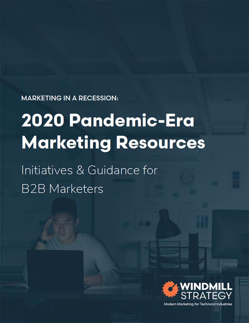 外贸开发信电子书:2020年新冠疫情下的营销资源——B2B营销人员的建议和指导