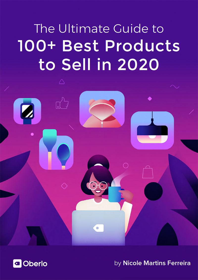 外贸开发信电子书:100个2020年不应该错过的dropshipping产品