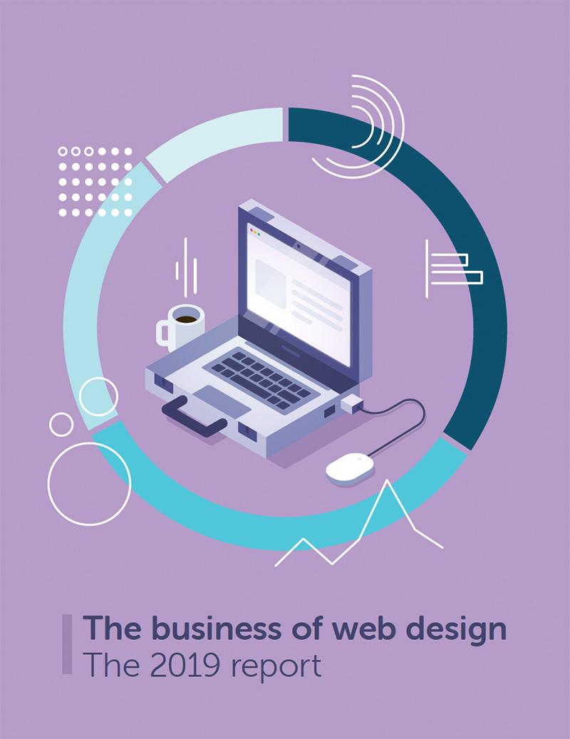 外贸开发信电子书:2019网站设计行业报告